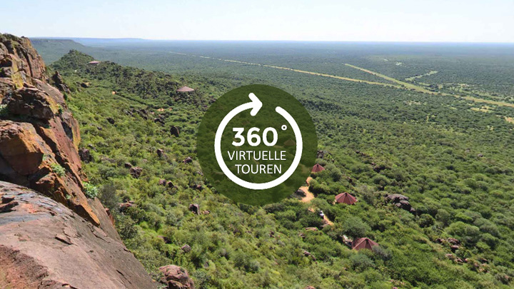 Waterberg Wilderness Virtual Tours